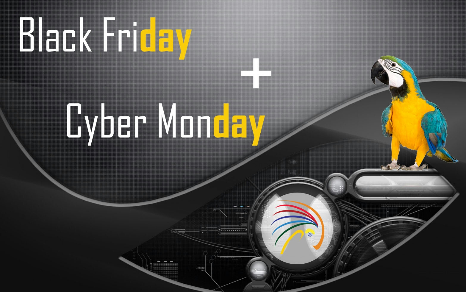 Centralino cloud: Black Friday + Cyber Monday = Special Day 2019!